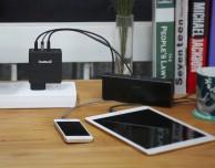 Inateck propone un caricatore con 4 porte USB e Quick Charge