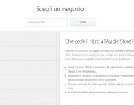 Il Personal Pickup di Apple arriva in Italia: acquisti online, ritiri in negozio