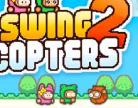 Dal creatore di Flappy Bird arriva la nuova versione di Swing Copters