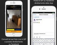 LiveToGIF, la prima app al mondo che ti fa condividere le Live Photo su Facebook!