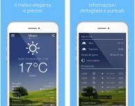Italiaonline lancia l'app Real Meteo su iPhone