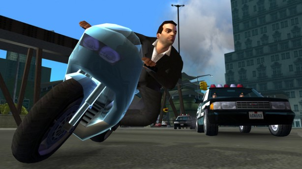 GTA - Liberty City Stories (IOS, Android): Recensione e Download
