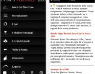 """Le eccellenze italiane nell'app """"I Vini di Veronelli 2016"""""""