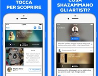 Shazam si aggiorna con l'integrazione a Spotify