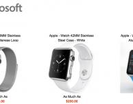 Microsoft compra il tuo Apple Watch se acquisti il suo indossabile