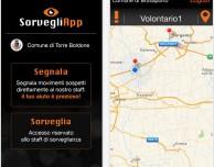 iSorveglio, un'app dedicata alla sicurezza del territorio