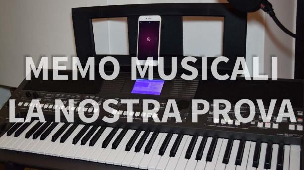 memo musicali