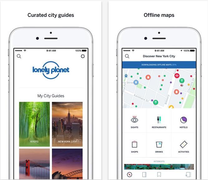 Lonely Planet rilascia le guide gratuite per diverse città del mondo