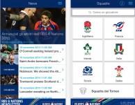 Segui il 6 Nazioni di Rugby su iPhone