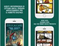 Verticomics  regala un fumetto a chi scarica l'app!