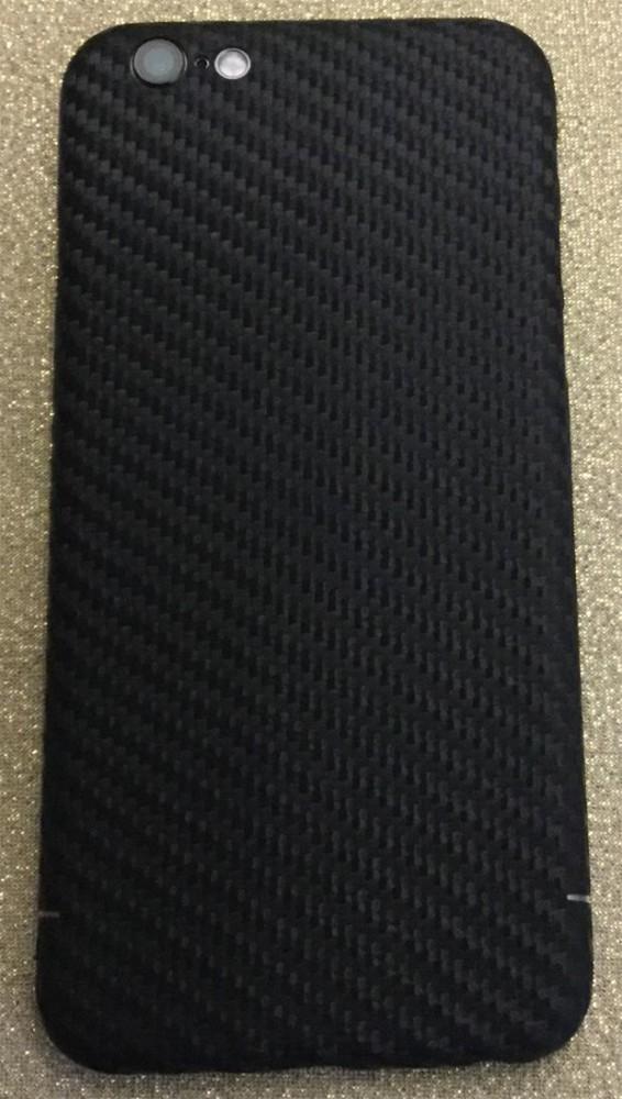 cover iphone 6 carbonio