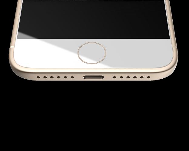 Un concept mostra come potrebbe essere l'iPhone 7 Ff45c533456633-56ab8e9779343