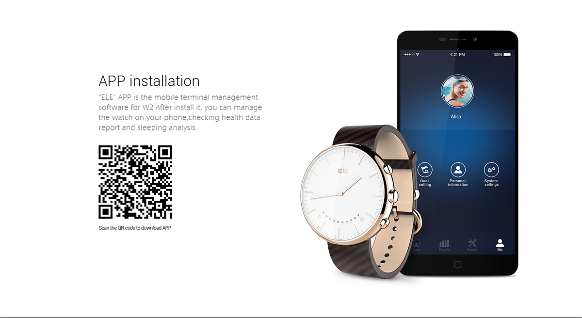 Recensione Smartwatch Elephone W2 - VIDEO