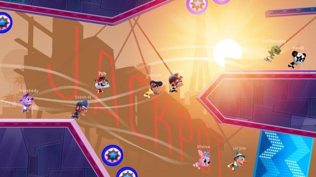 Rope Racers: oscilla, corri e garaggia in questo nuovo e divertente casual game per iPhone