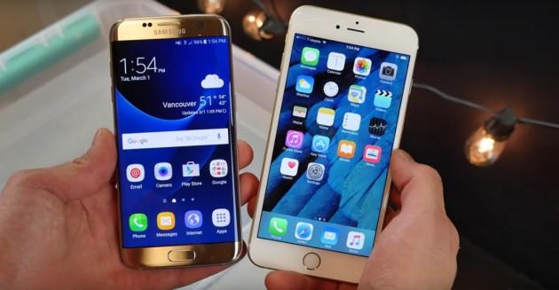 impermeabilita iphone 7 samsung s7