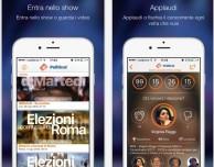 Elezioni App, per dire la tua sui politici in corsa e monitorare il loro trend