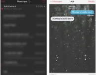 Nuntius, un tweak che migliora l'app Messaggi – Cydia