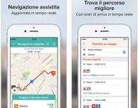 Moovit versione 4.10 introduce  funzioni di accessibilità per i non vedenti