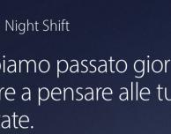 Come attivare (e usare) Night Shift su iOS 9.3