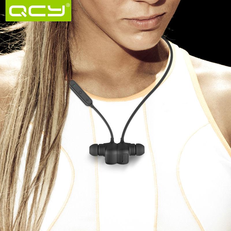 QY12, Gli Auricolari Bluetooth Magnetici Della QCY