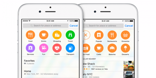 Apple porta le funzioni Nearby, Traffic e Flyover di Mappe in nuove località