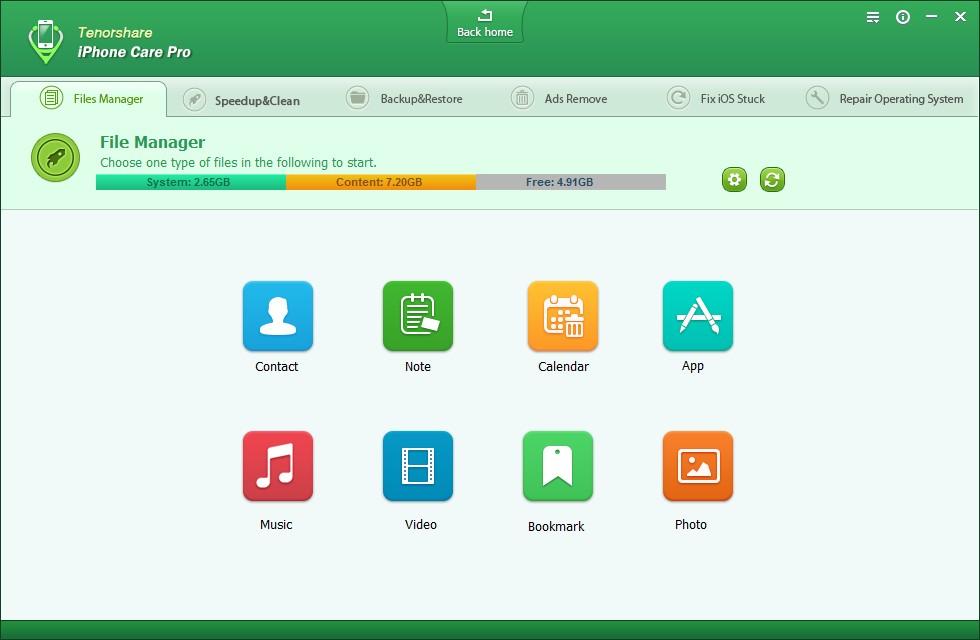 Tenorshare iPhone Care Pro, il tool completo per gestire al meglio il tuo iPhone