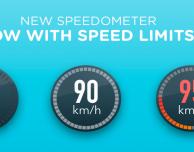 Waze ti avverte quando superi i limiti di velocità