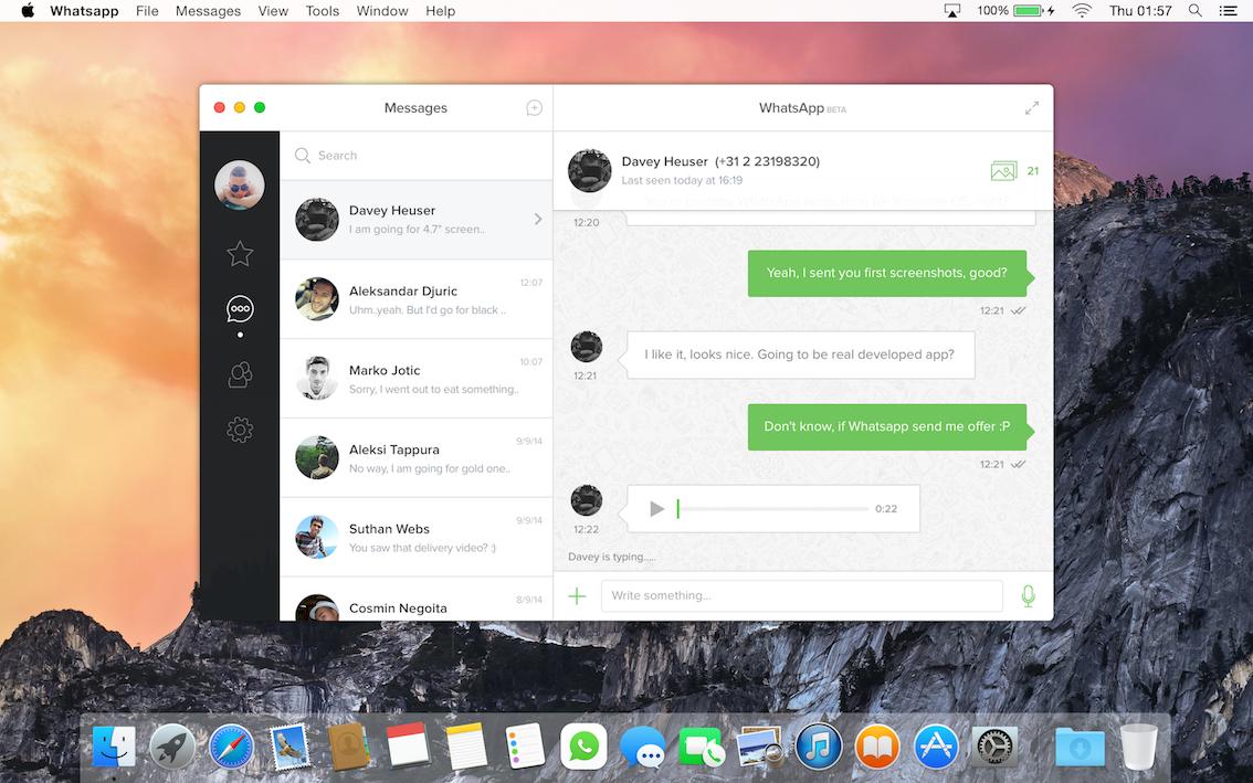 WhatsApp: In arrivo una nuova app per PC Windows