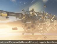 La nota app di benchmarking 3DMark Sling Shot arriva su App Store
