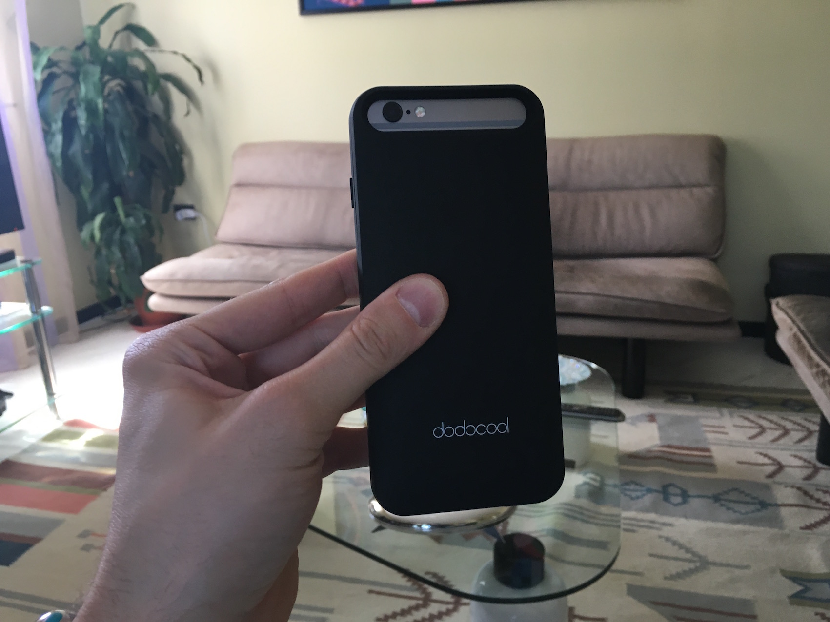 iphone 6s cover batteria