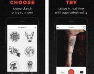 Prova virtuale dei tatutaggi sulla propria pelle con InkHunter