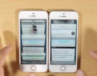 Appare un video che mostra le differenze di RAM tra iPhone SE e iPhone 5s