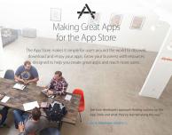 Apple crea una pagina web con i consigli su come creare app di successo