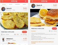 Seating, scopri la nuova app di social eating