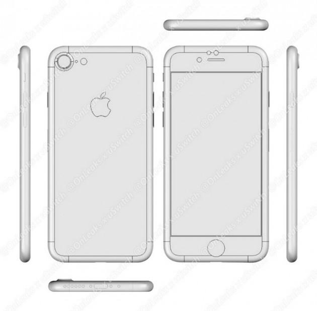Doppia fotocamera e smart connector solo su iPhone 7 Plus?