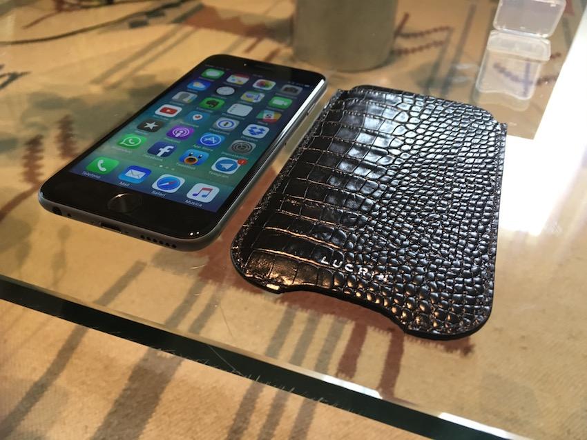 custodia lucrin iphone x
