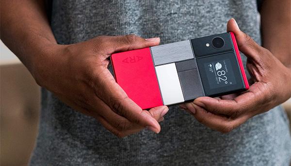 Project Ara, smartphone modulare di Google arriva nel 2017. Ecco come