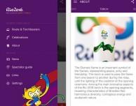 Disponibile l'app ufficiale di Rio 2016