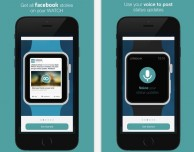 Arriva un client Facebook per Apple Watch