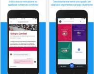 Google lancia Spaces, la nuova app per la condivisione di gruppo