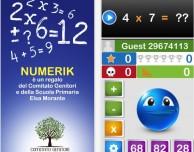 Numerik, l'app per insegnare la matematica ai più piccoli realizzata in collaborazione con una scuola elementare