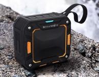BlitzWolf porta in Italia lo speaker waterpfoof e un kit vivavoce per auto