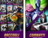 "Arriva su App Store ""Tartarughe Ninja: Leggende"""