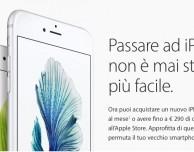 Apple lancia il nuovo programma di ritiro iPhone con finanziamento per un nuovo modello