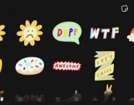 Snapchat si aggiorna e mette a disposizione nuovi adesivi