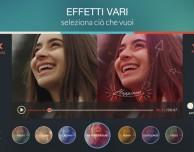 Editing video gratuito con l'app FilmoraGo