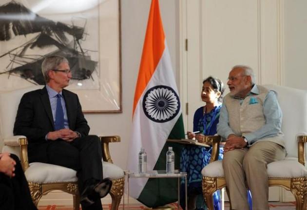 Apple aprirà una struttura dedicata alle sue mappe in India