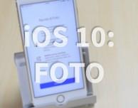 Focus: le novità dell'app Foto in iOS 10