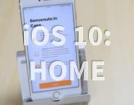 iOS 10: arriva l'app Home – Focus
