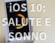 Le novità delle app Salute, Attività e Orologio in iOS 10